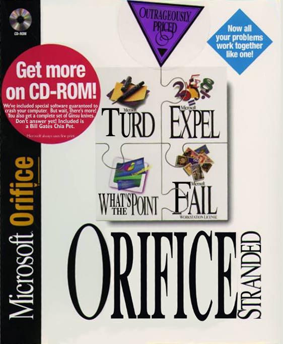 Microsoft Orifice