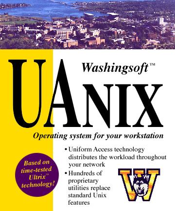 Washingsoft UAnix